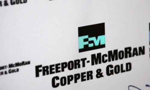 Freeport & McMoran: weekly chart – Ore 21,30
