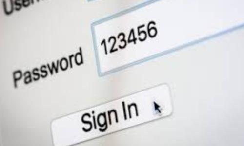 Password da cambiare – 1 gennaio 2019 – ore 21,15