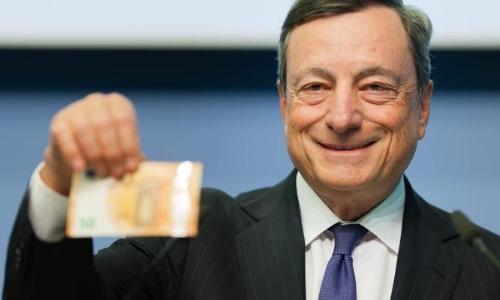"""BCE/DRAGHI: """"…siamo (disperati quindi…) disposti ad usare TUTTI gli strumenti necessari"""" – 10 aprile 2019 – ore 15,30"""