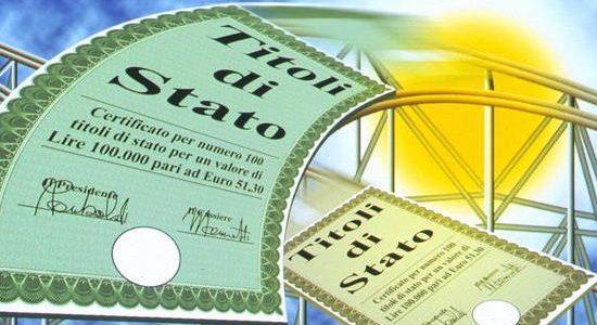 BTP: Decreto legge 96717 del dicembre 2012: stampalo, leggilo e muoviti di conseguenza – 18 marzo 2020 – ore 12